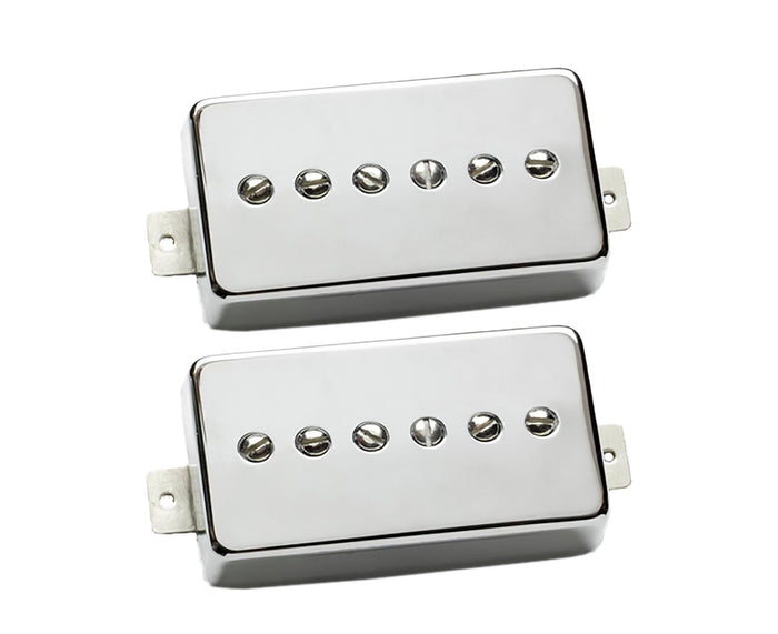Seymour Duncan Phat Cat Pickup Set Nickel Covers 11108-16-NC