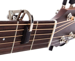 Shubb C7 Partial Capo in Stainless Steel - Megatone Music