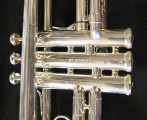 King Silver Flair Series Bb Trumpet - USA Made