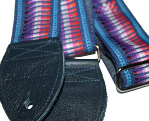 "Souldier 2.0"" Northern Lights Custom Guitar Strap - Megatone Music"
