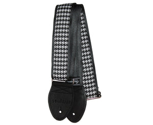 "Souldier 2.0"" Houndstooth Custom Guitar Strap - Megatone Music"