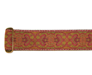 "Souldier 2.0"" Arabesque Custom Made Strap Red - Megatone Music"