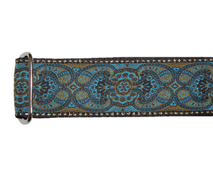 "Souldier 2.0"" Arabesque Custom Made Strap Turquoise - Megatone Music"