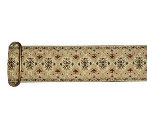 "Souldier 2.0"" Persian Gold Custom Made Strap Guitar Straps Souldier"