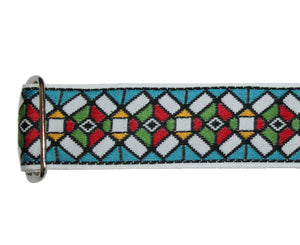 "Souldier 2.0"" Stained Glass Blue 