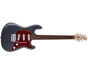 Sterling by Music Man Cutlass Electric Guitar in Charcoal Frost Electric Sterling by Music Man