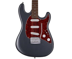 Sterling by Music Man Cutlass Electric Guitar in Charcoal Frost