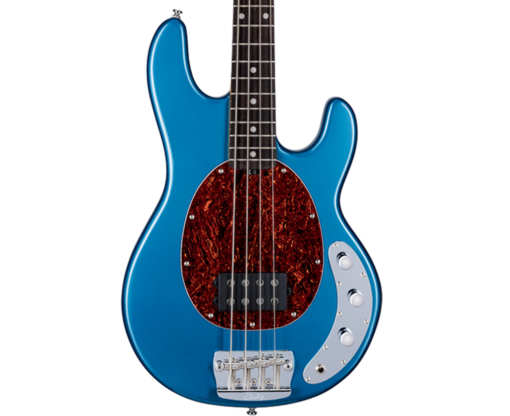 Sterling by Music Man RAY24CA-TLB Bass Toluca Lake Blue - Megatone Music