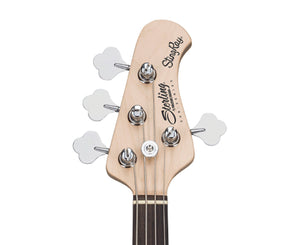 Sterling by Music Man Ray4 Bass Guitar in Vintage Cream - Megatone Music