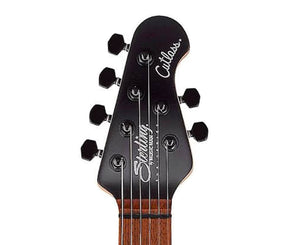 Sterling by Music Man Cutlass Electric Guitar in Stealth Black - Megatone Music