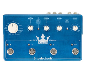TC Electronic Flashback Triple Delay And Looper Pedal