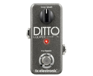 TC Electronic Ditto Looper Guitar Pedal - Megatone Music