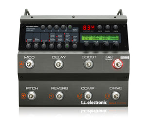 TC Electronic Nova System Multi-Effects Processor