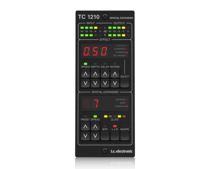 TC Elec TC1210-DT Unique Spatial Expander Plug-in with Dedicated Controller