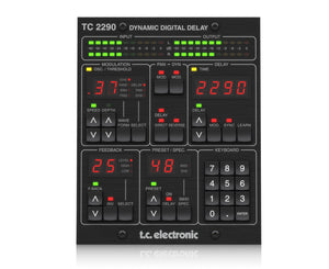 TC Electronic TC2290-DT Dynamic Delay Controller and Plug-in - Megatone Music