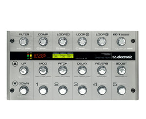 Online Music Store | Megatone Music | TC Electronic G-System Multi-Effects Processor
