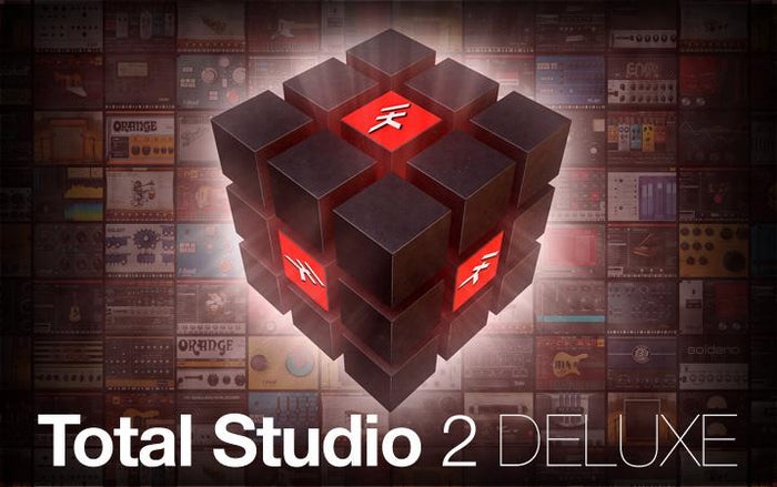 IK Multimedia Total Studio 2 Deluxe Upgrade