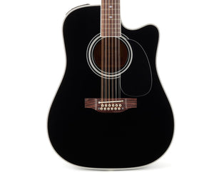 Takamine EF381SC 12-String Acoustic-Electric Guitar MIJ w/ Case