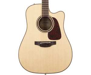 Takamine P4DC Pro Series 4 Acoustic-Electric Guitar in Natural MIJ