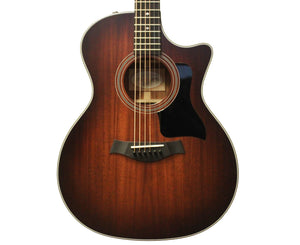 Taylor Guitars 324ce Acoustic-Electric Guitar Shaded Edgeburst - Megatone Music