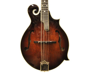 The Loar LM-500-VS F-Style Mandolin - Flower Pot Inlay - Megatone Music
