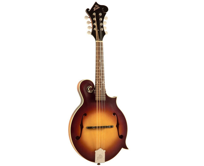 The Loar LM-590-MS Professional F-Style Mandolin in Matte Sunburst