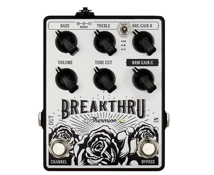Thermion Breakthru British Blizzard Dual Overdrive