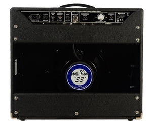 "Tone King Imperial Mk II 20-watt 1x12"" Tube Combo w/ Attenuator and Reverb in Black - Megatone Music"