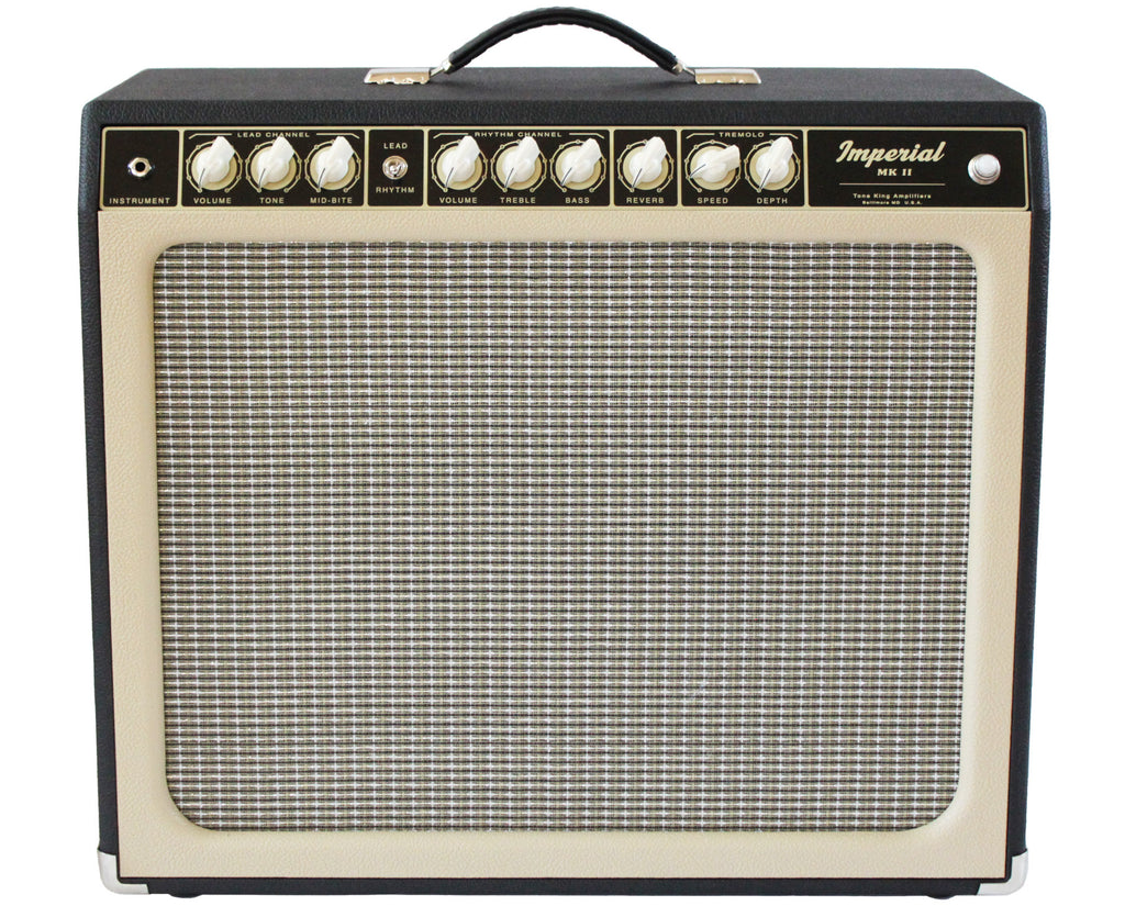 Tone King Imperial MKII Tube Amp in Black