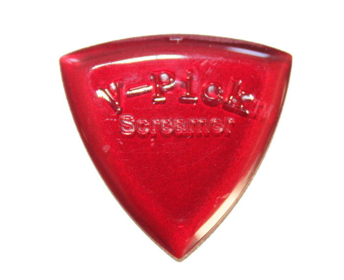 V-Picks Ruby Red Screamer 2.75mm Custom Guitar Pick - Very Rare!
