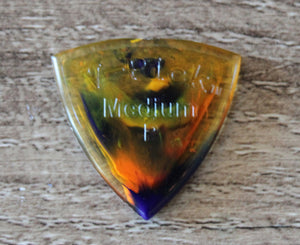V-Picks Medium Pointed Woodstock 2.75mm - Megatone Music