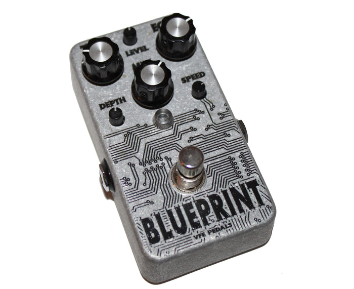 VFE Pedals BluePrint Analog Voiced Delay Pedal