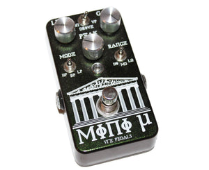 VFE Mini Mu Optical Autowah / Envelope Filter Effects Pedal Autowah VFE