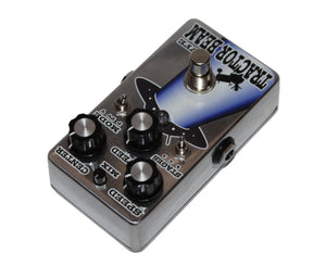 VFE Tractor Beam Phaser Effects Pedal in Limited Edition Chrome Phaser VFE