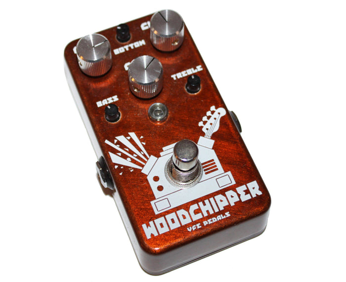 VFE Woodchipper Bass Octave Fuzz Effects Pedal