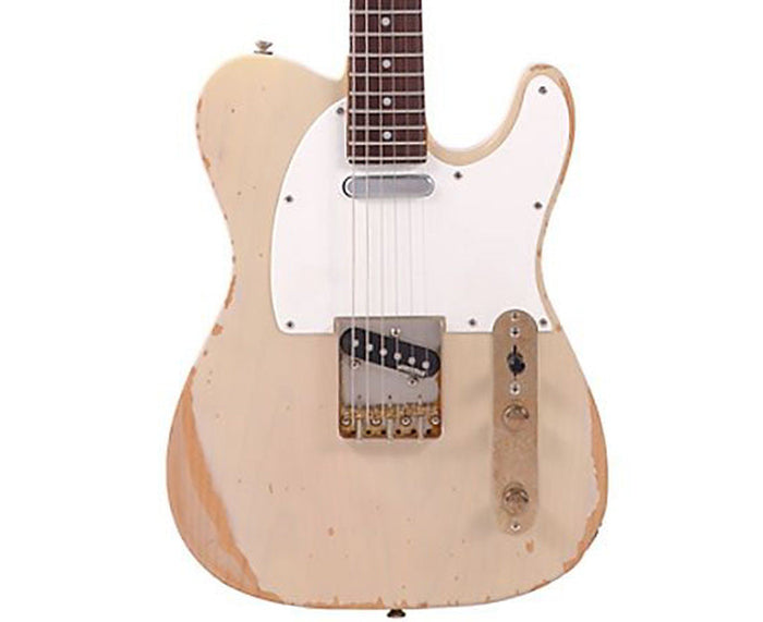 Vintage Reissue V62MR Distressed Ash Blonde Electric Guitar