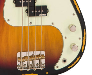 Vintage Reissue V4MRSSB P Bass in Sunburst - Megatone Music