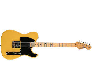 Vintage Reissue V52BS Telecaster Electric Guitar in Butterscotch - Megatone Music