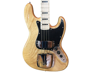 Vintage Reissue VJ74NAT Deluxe 4-String J-Bass in Natural