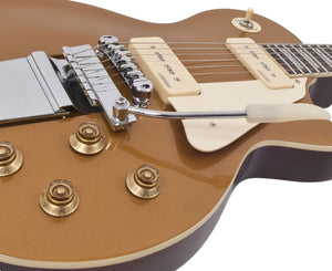Vintage Reissue V100MU Midge Ure Signature Gold Top Electric Guitar Electric Vintage Reissue