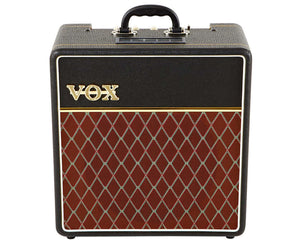 Vox AC4C1-12 4 Watt all Tube 1x12 Combo Amplifier Black