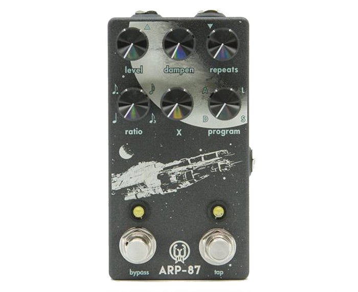 Walrus Arp-87 Multi-Function Delay Guitar Pedal