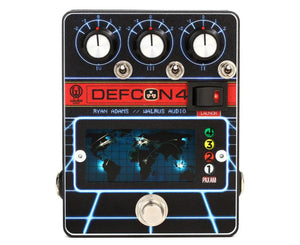Walrus Audio Ryan Adams Defcon4 Preamp/EQ/Boost