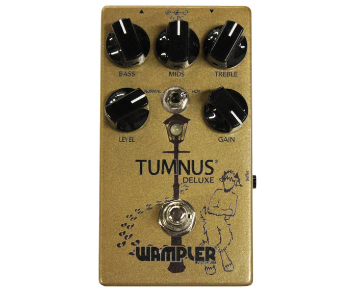 Wampler Pedals Tumnus Deluxe Overdrive