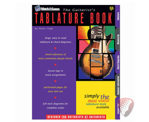 Watch and Learn The Guitarist's Tablature Book - Megatone Music