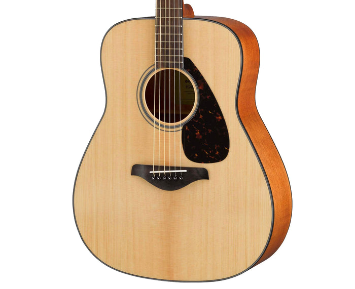 Yamaha FG800 Acoustic Guitar in Natural