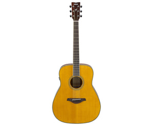 Yamaha FG-TA Transacoustic Acoustic-Electric Guitar in Sunburst - Megatone Music