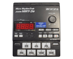 ZOOM MRT-3B Micro Rhythm Track Digital Drum Machine