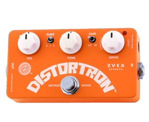 Zvex Orangesicle Distortron Effects Pedal - Limited Edition - Megatone Music