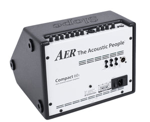 AER Slope 60 Acoustic Guitar Amplifier / B-Stock - Megatone Music